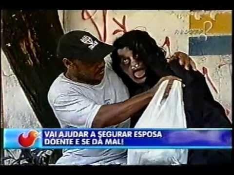 Mulher Monstro Pegadinhas Do Joao Kleber Pegadinhas Joao