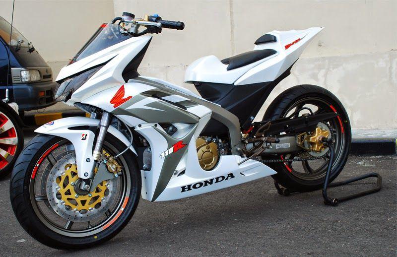 Modifikasi Motor Bebek Sport 9 Honda Motor Mobil