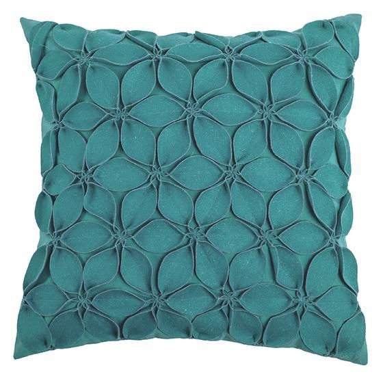 Flower Petal Pillow From Home Decorators