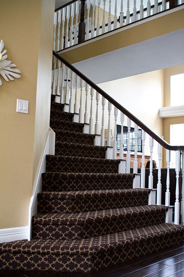Pin By Flahertyu0027s Flooring On Stairs | Pinterest | Stairways, Patterned  Carpet And Decorating