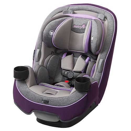 Safety 1st Grow and Go™ 3-in-1 Convertible Car Seat - Sugar Plum