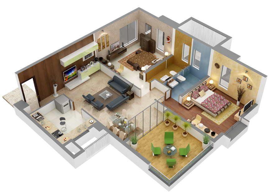 5 programmi per progettare e arredare casa gratis in 3d e for Disegnare piantina casa gratis