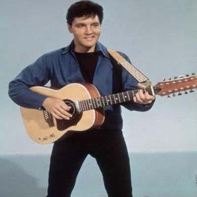 Elvis Presley : Instrumental mp3 download, karaoke and guitar
