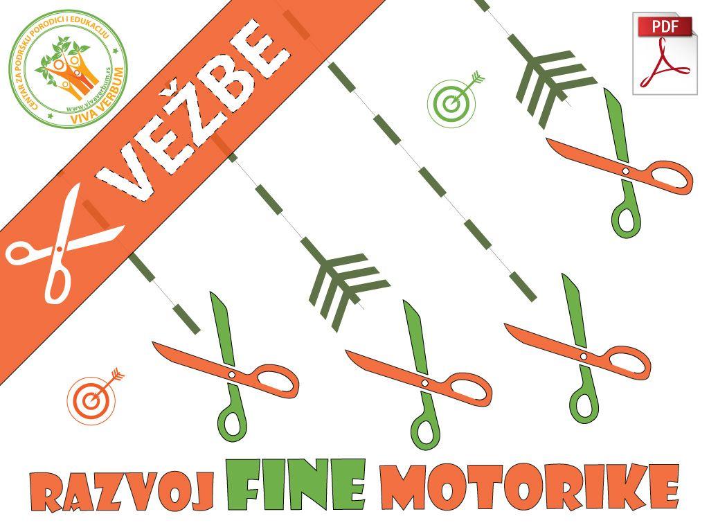 Ve Be Za Razvoj Fine Motorike