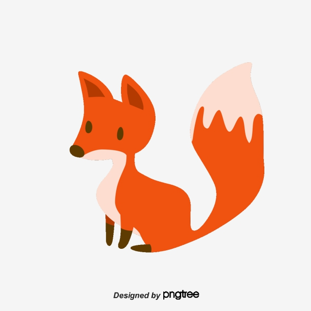 A Clever Little Fox Fox Vector Fox Clipart Vector Png Png Transparent Clipart Image And Psd File For Free Download Graphic Design Background Templates Cute Pink Background Free Vector Graphics