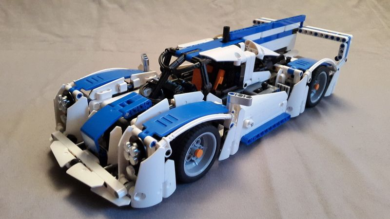 [PORSCHE] Porsche 919 Hybrid Page 2 LEGO Technic and