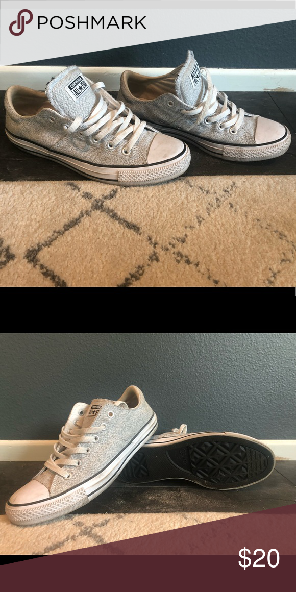 d1978c14486d Converse Hardly ever worn! Comfortable! Love popping the tongue. Converse  Shoes Sneakers