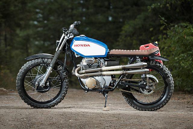 Honda Cl350 No 8 Wire Motorcycles Honda Scrambler Scrambler Motorcycle Honda