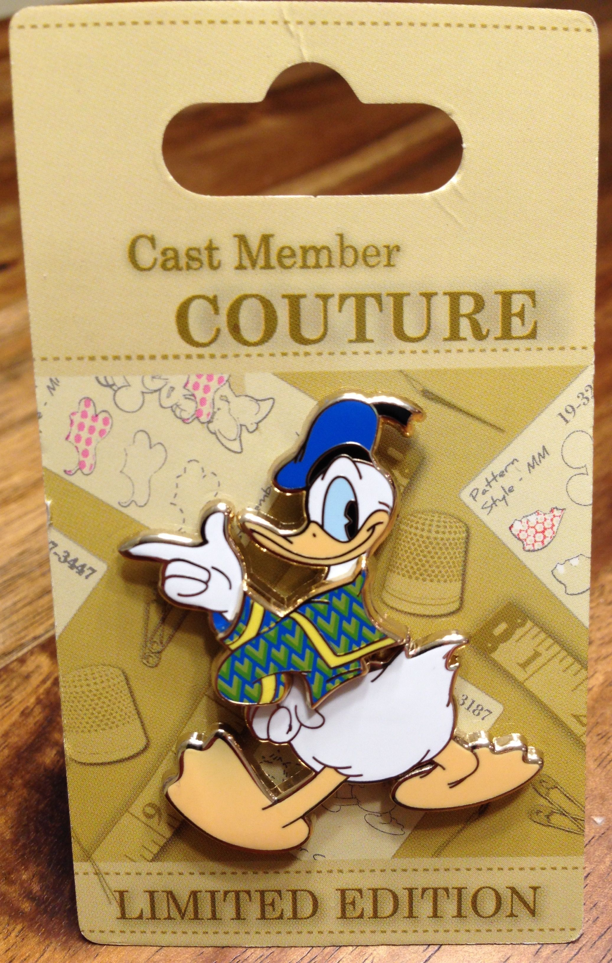 Cast Exclusive - Couture Donald - Limited Edition 500