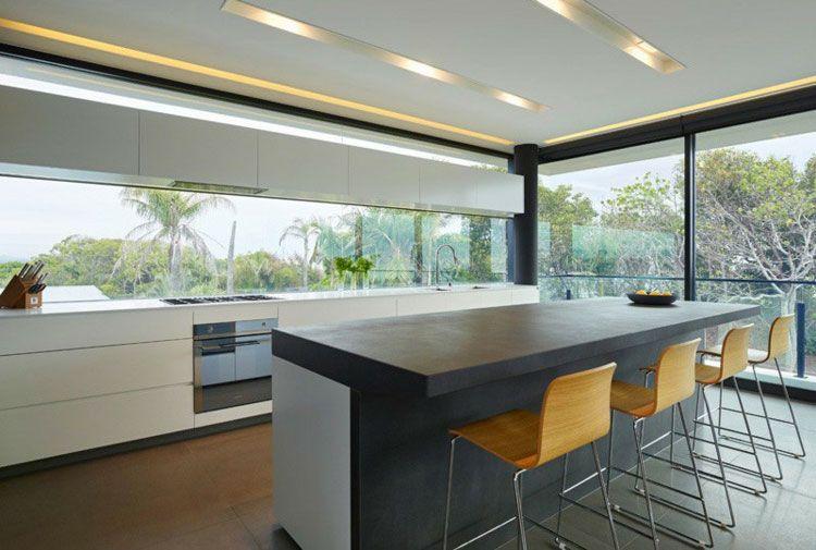 Top Cucina Cemento 09 | Casa idee | Pinterest
