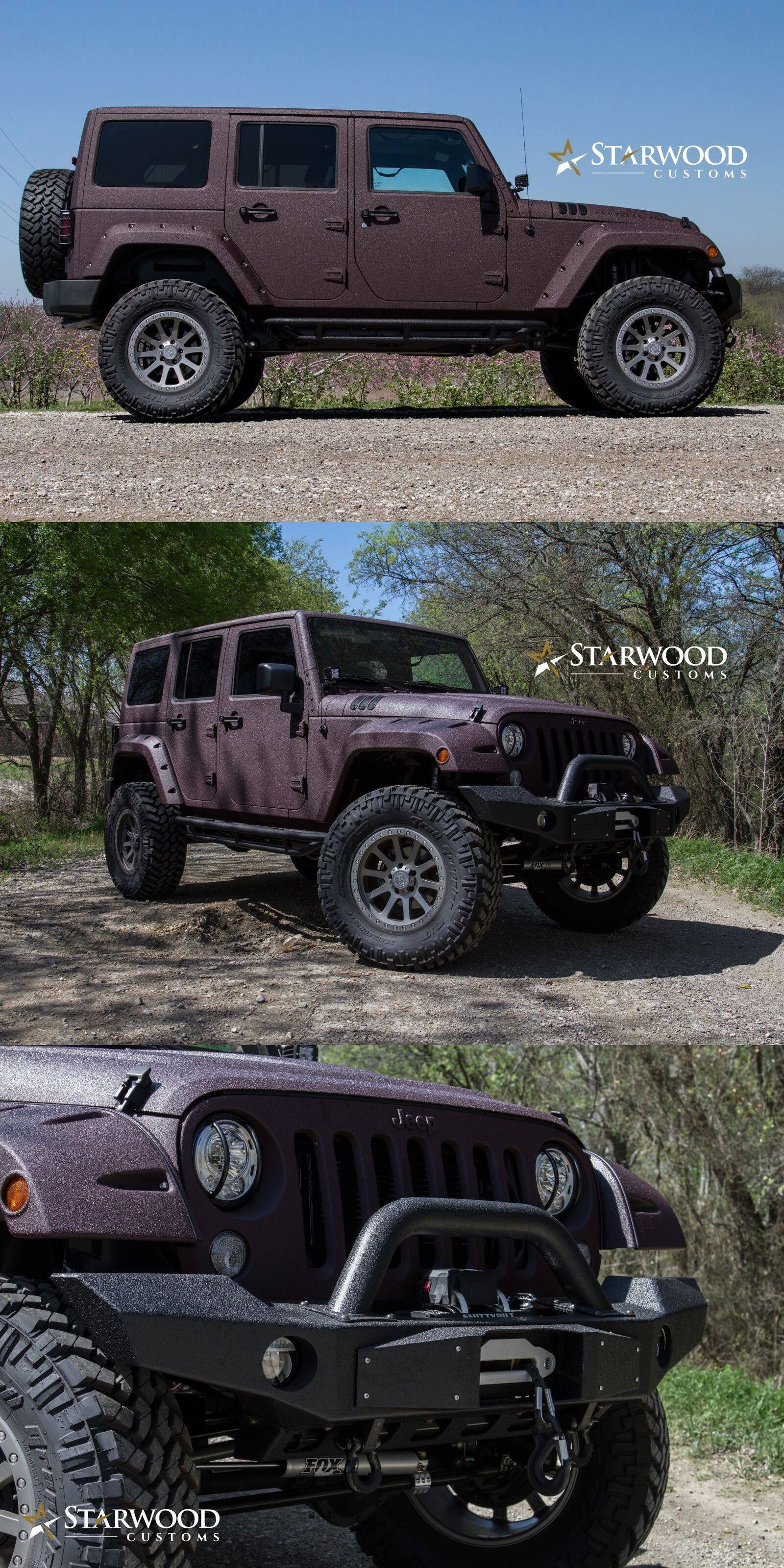 Starwoodmotors Jeepwrangler Customjeep Oiiiiiiio Signature Starwood Vehicles Jeepmods Jeeplife Offroad Proj Jeep Cars Dream Cars Jeep Jeep