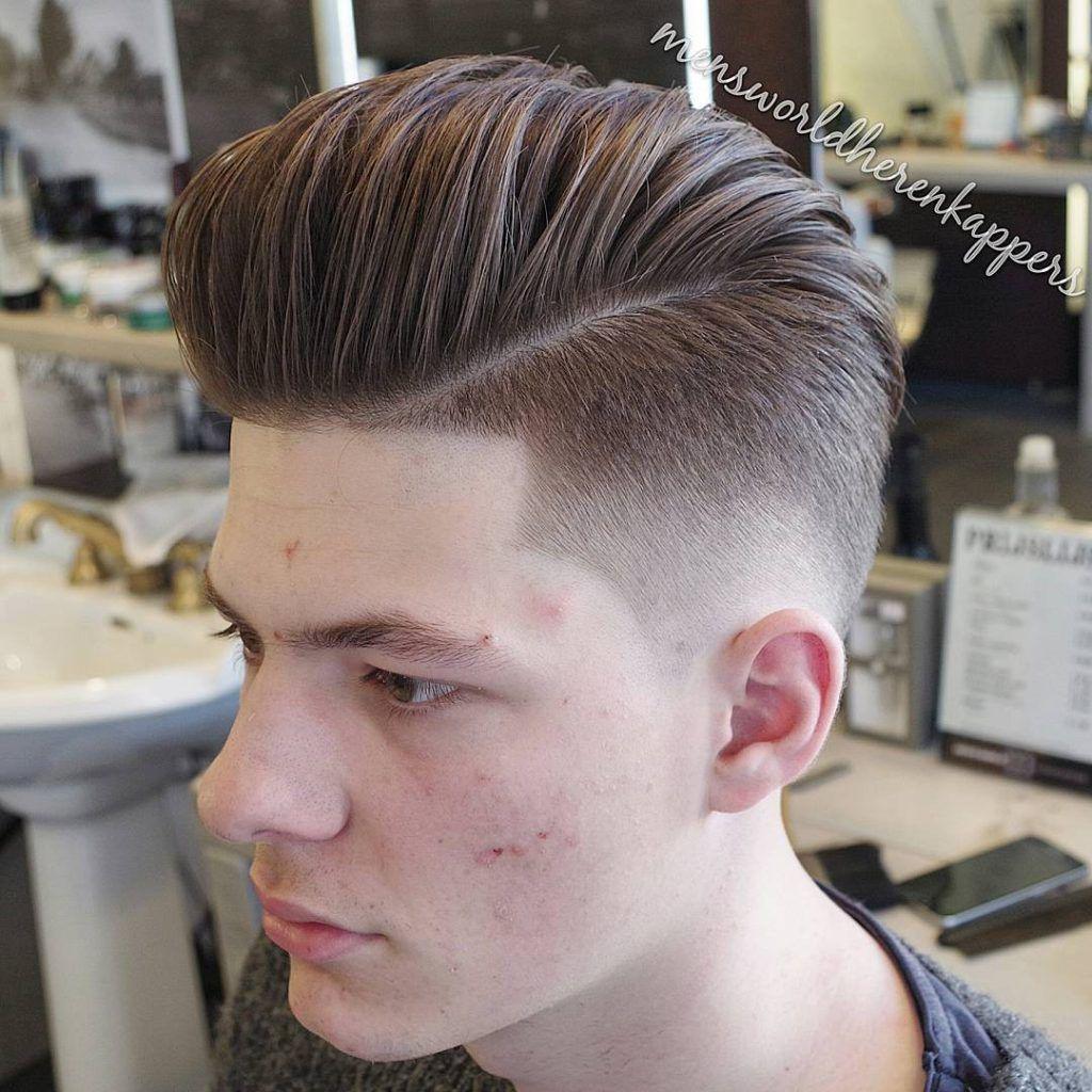 Side Part Haircuts: 40 Best Side Part Hairstyles for Men | Thin ...