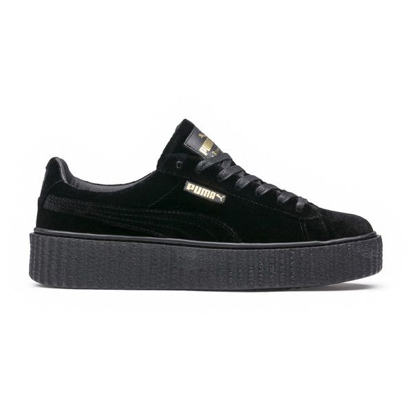 b681bccca1da Puma Fenty X Puma Creepers ( 150) ❤ liked on Polyvore featuring shoes