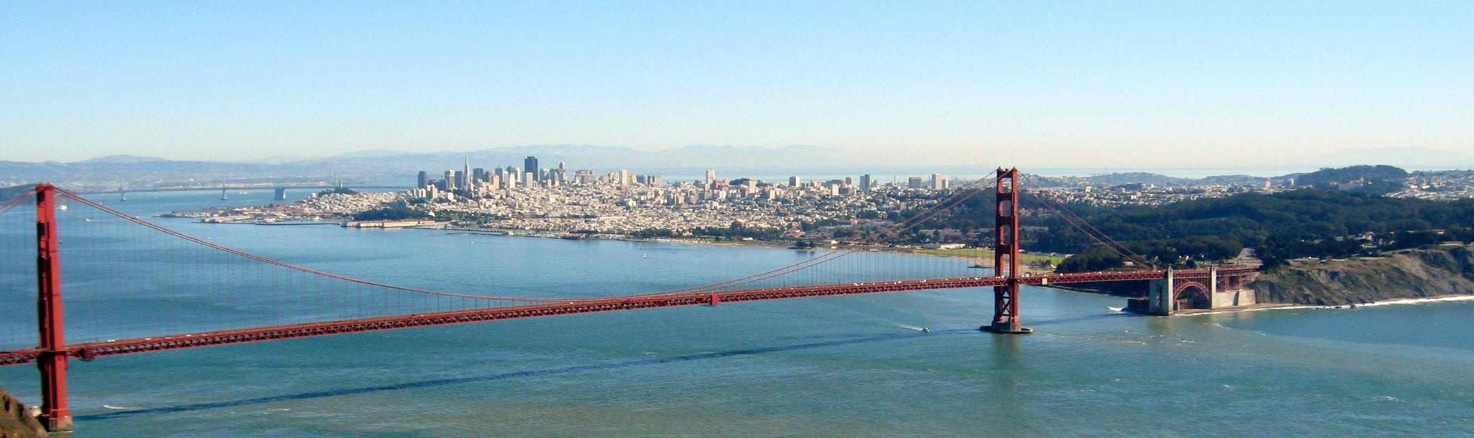 www.dubbelju.com Couldn't help it, who doesn't like a motorcycle ride across the Golden Gate Bridge?