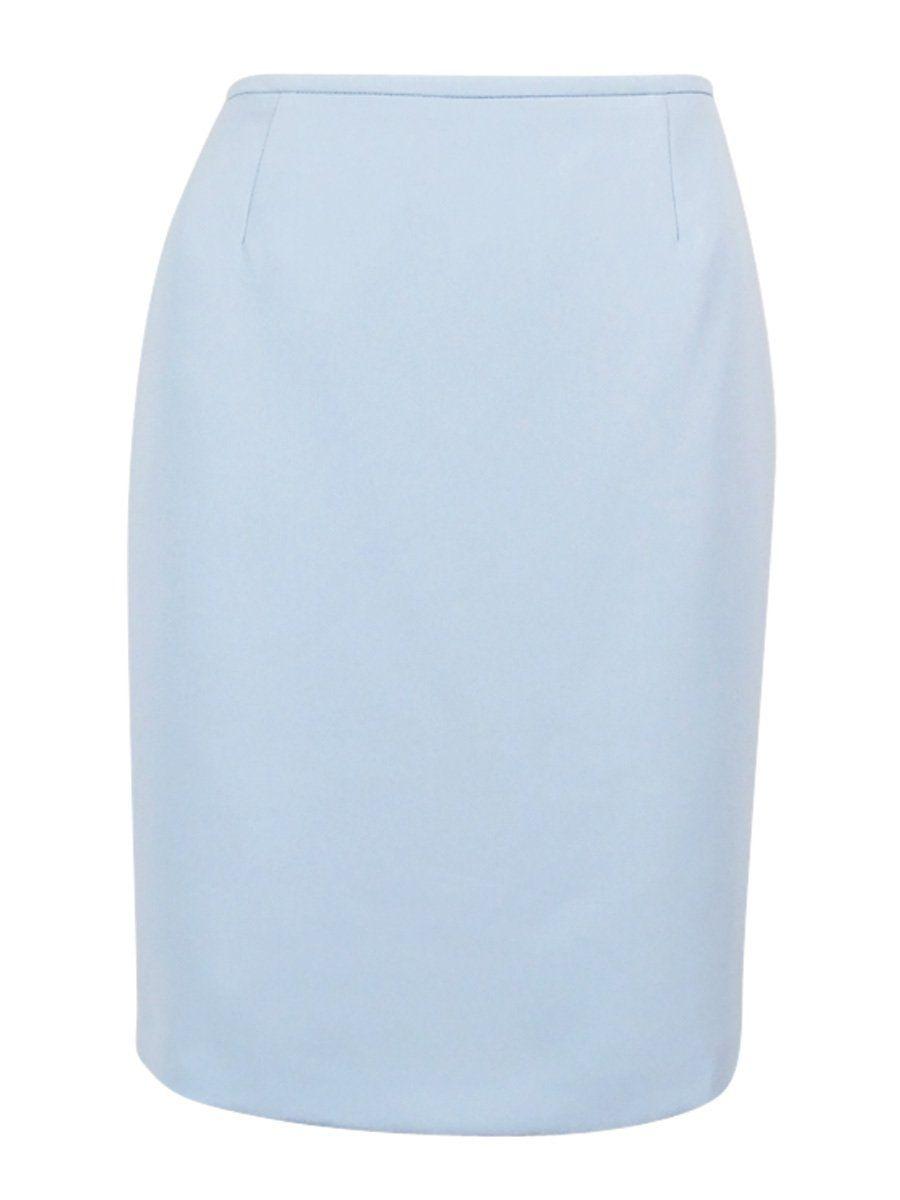 Tahari Womens Crepe Pencil Skirt Skirt