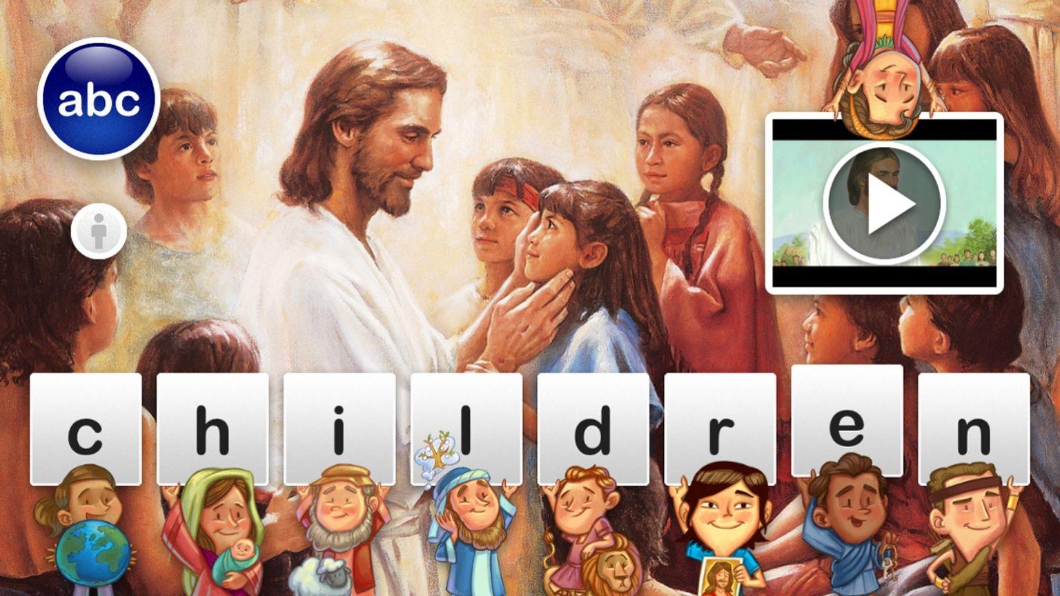 Lds scripture videos apps lds kids faith church kids