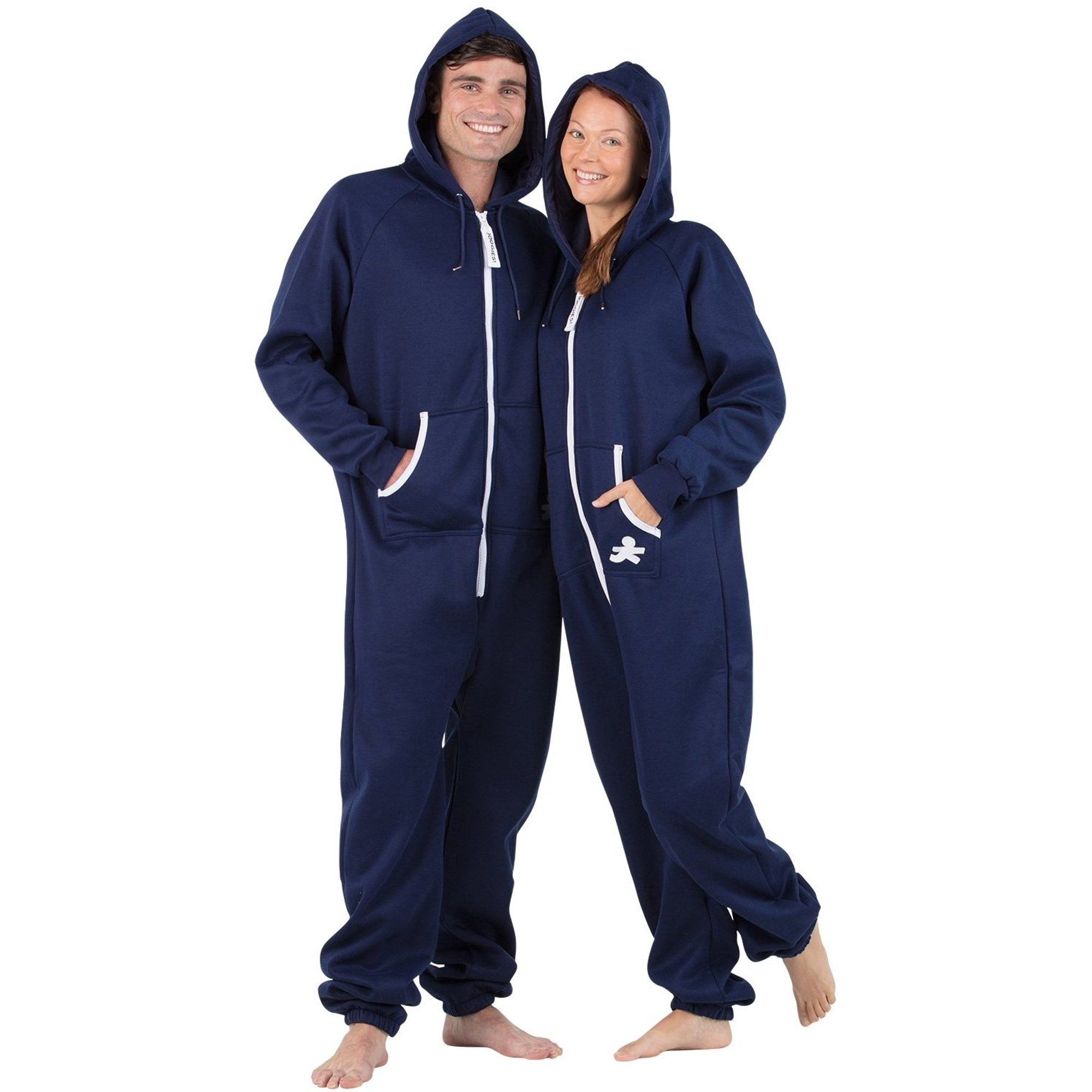 Men Footless One Piece For Boys Girls Family Matching Hoodie Onesies Women and Pets Sweaters Joggies