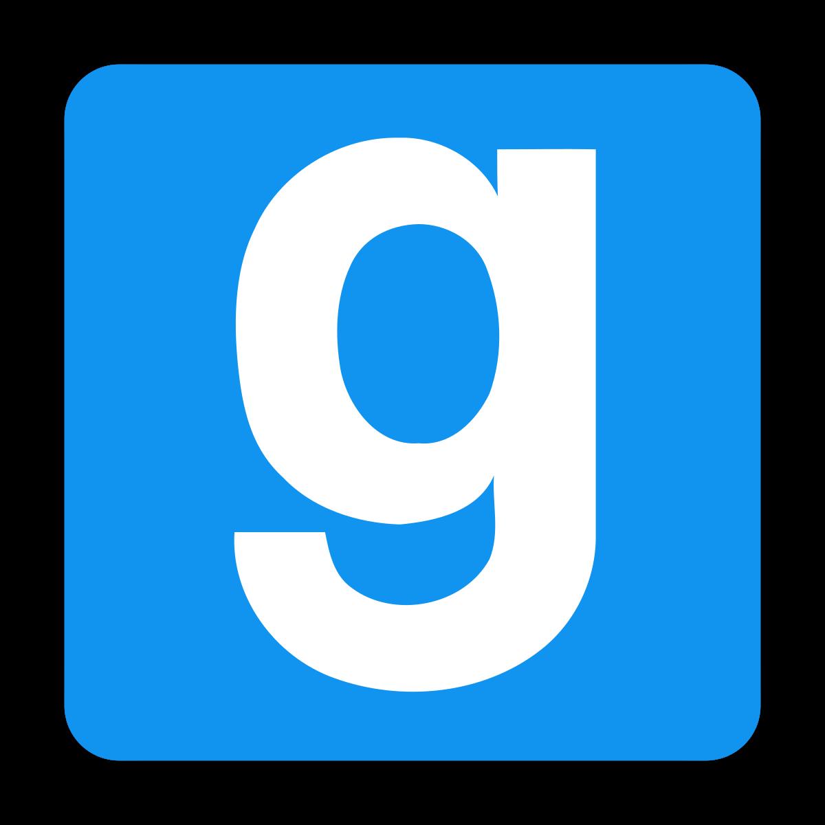 Garry S Mod Wikipedia Game Logo Garry S Mod Mod