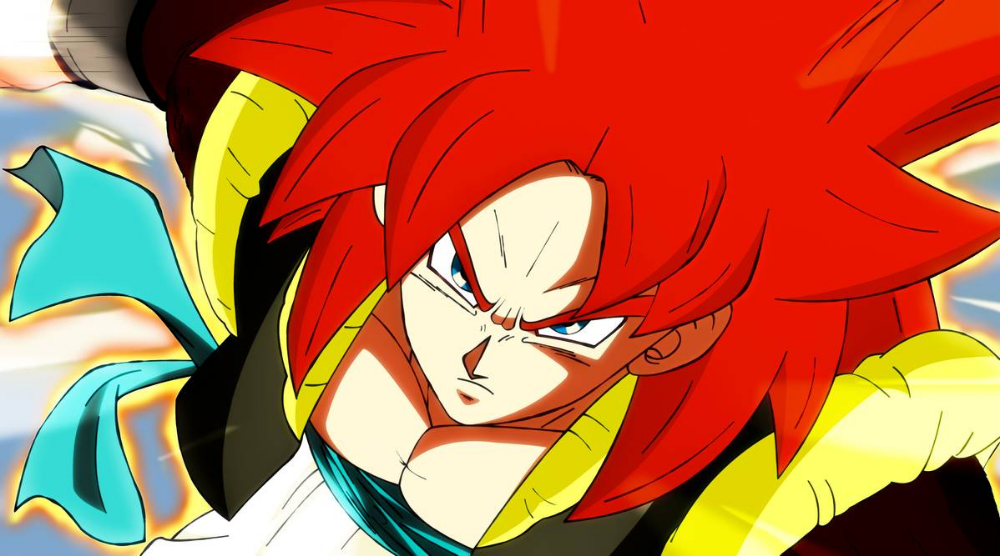 Ssj4 Gogeta Shintani Style By Mohasetif On Deviantart Anime Dragon Ball Super Dragon Ball Art Dragon Ball Artwork