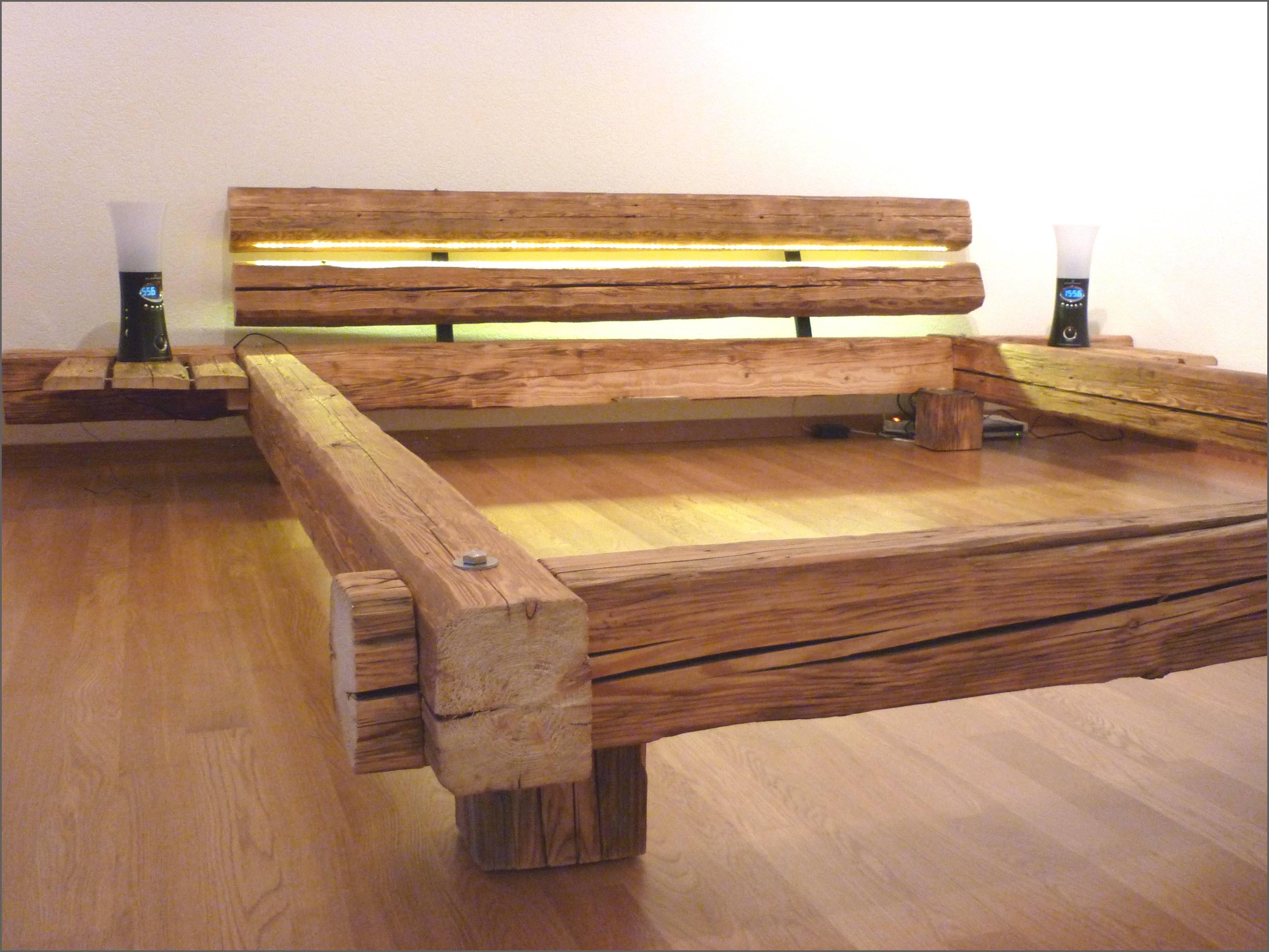 Billig Futonbett Massivholz Bett Selber Bauen Schlafzimmer