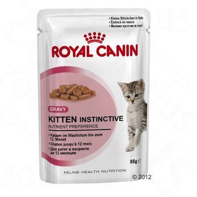 Royal Canin Kitten Instinctive i saus