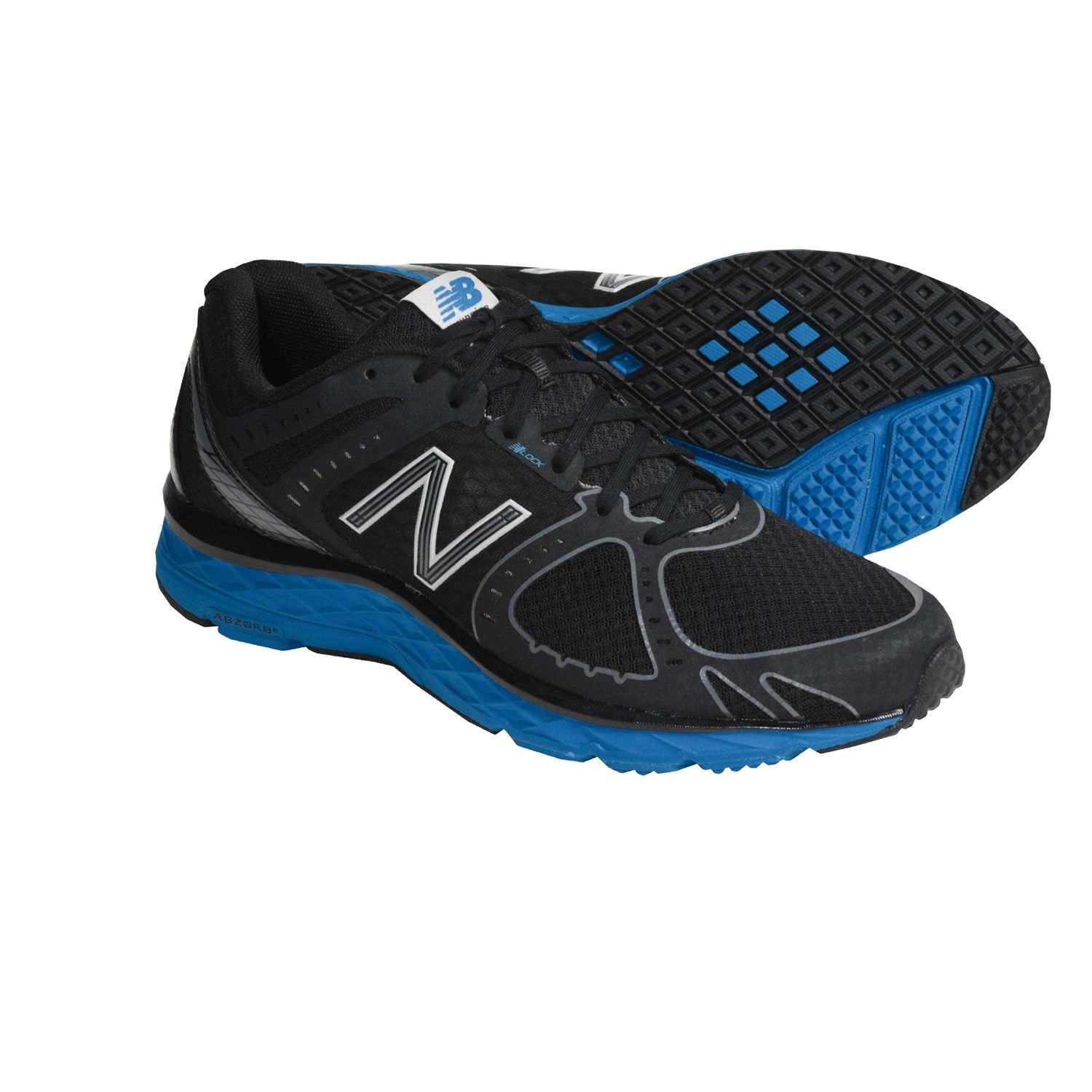 868cbc10427 New Balance 790 Running Shoes (For Men) in Black and ADD the BEST running  sock you will ever put on your feet by COVERT THREADS! Style 5180...check  them ...