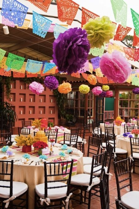 Salsa Dance Party Decoration Ideas Event Planning Mexican