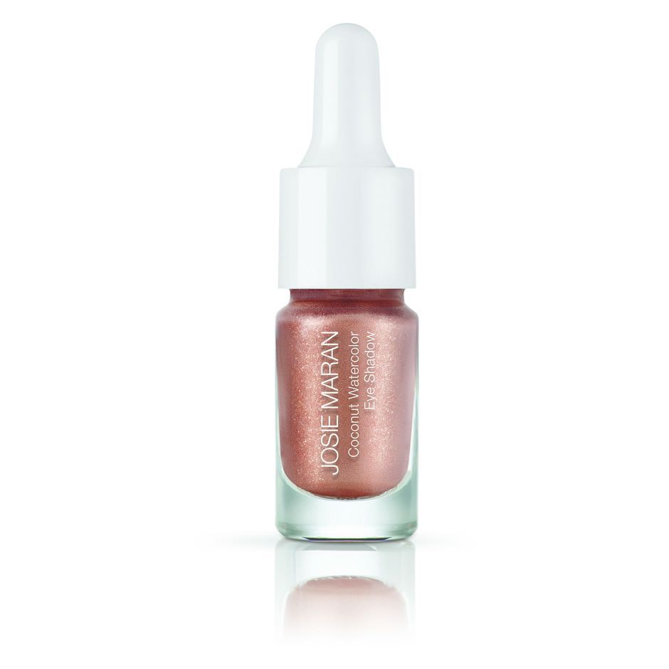 Watercolour Cosmetics Coconut Shadow Josie Maran Mecca Rose