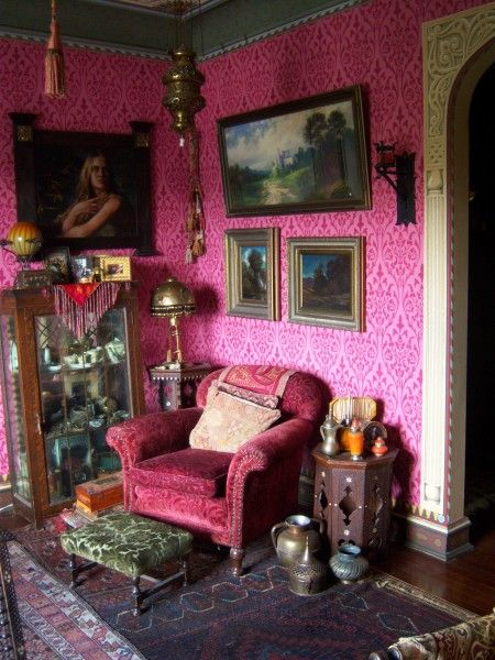 Artist gail potocki s living room boho gypsy hippie - Boho chic living room decorating ideas ...
