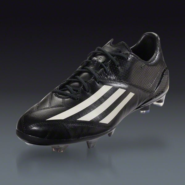 limited edition in kangaroo leather - adidas adizero Pure Leather - Core  Black Firm Ground Soccer Shoes