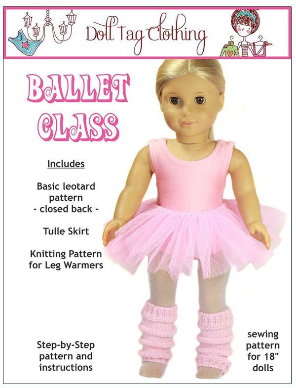Ballet Class 18\