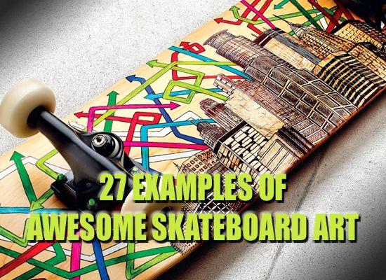 50 Classic Decks - Skateboard Art from the 80s and 90s - joyenergizer