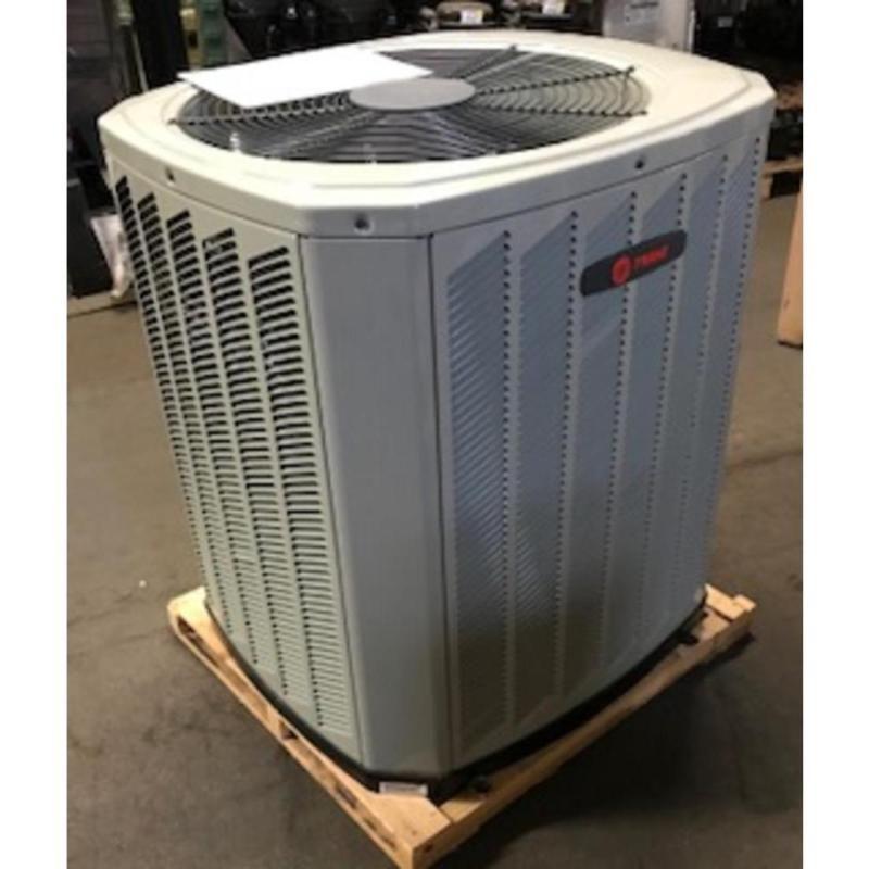 Trane 4twa3030a4000ca 2 1 2 Ton Split System Heat Pump 13 Seer 460 60 3 R 410a Split System Heat Pump Heat Pump Trane