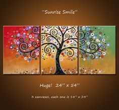 Great Idea for a Family Tree Display... Each canvas could be a different
