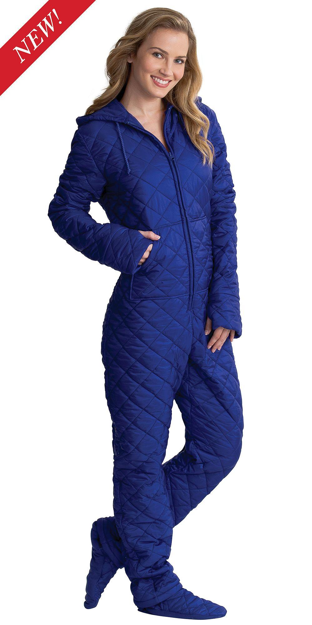 Man In Teddy Fleece Plush Hooded Jumpsuit Onesie Mens Fleece Jacket Jumpsuit Men Mens Onesie [ 1500 x 745 Pixel ]