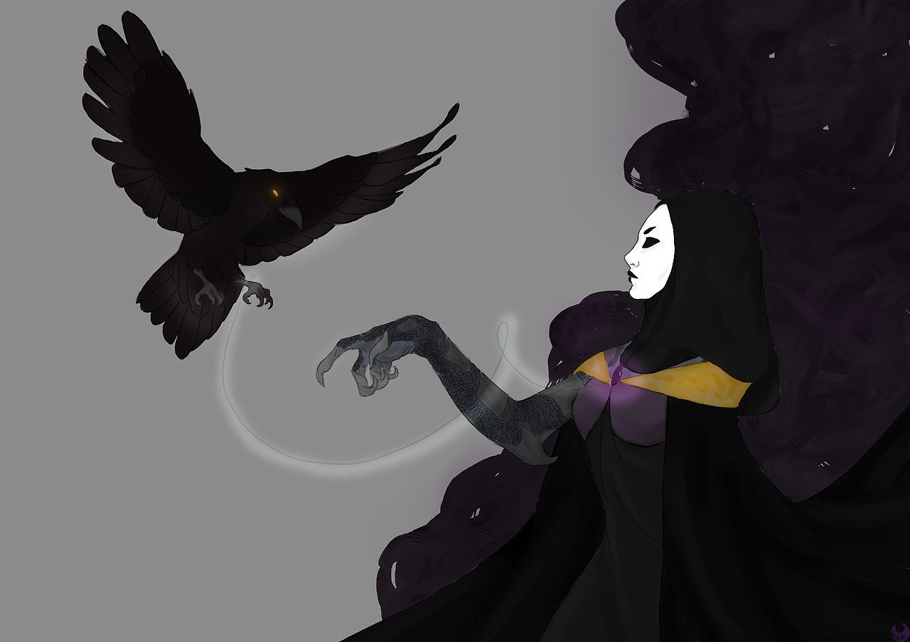 My Vax Ildan The Raven Queen And Her Champion