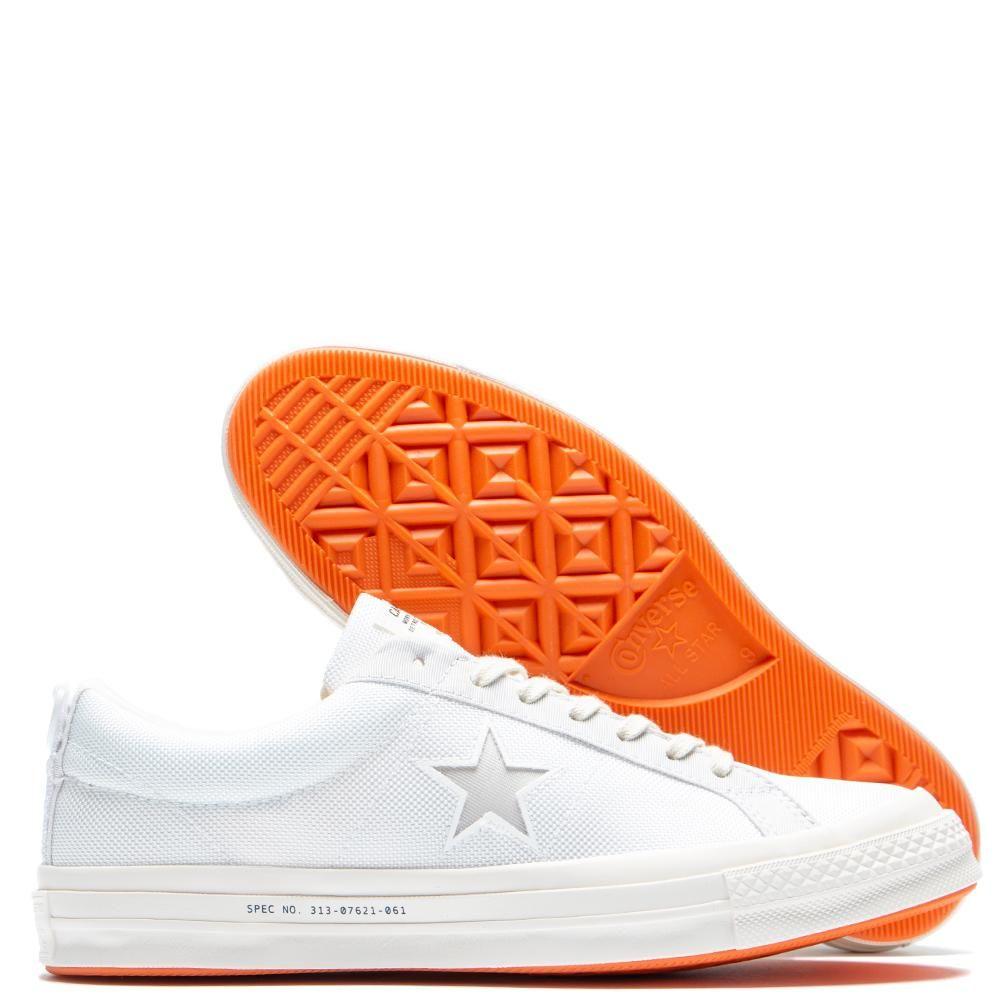 Converse Incubate x Carhartt WIP One Star Ox White