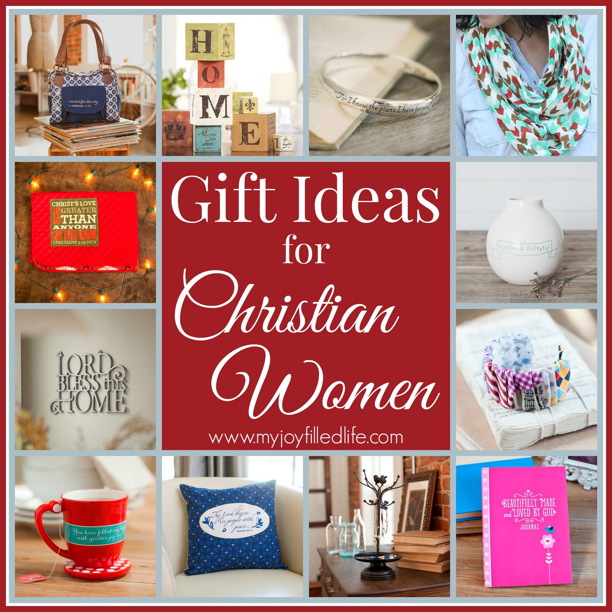 Gift Ideas For Christian Women