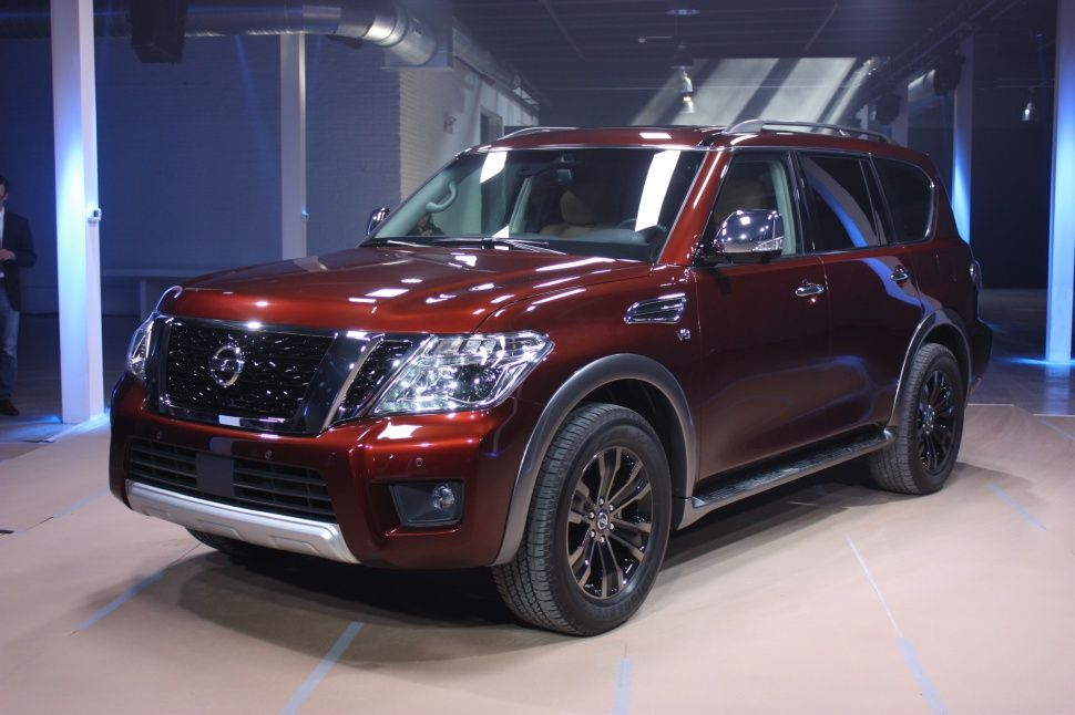 Nissan Armada Ii Y62 Check Out This Amazing Beauty And Its Full Tech Data On Our Website Nissan Nissanarmada Newnissan Nissan Armada Nissan Armada Car