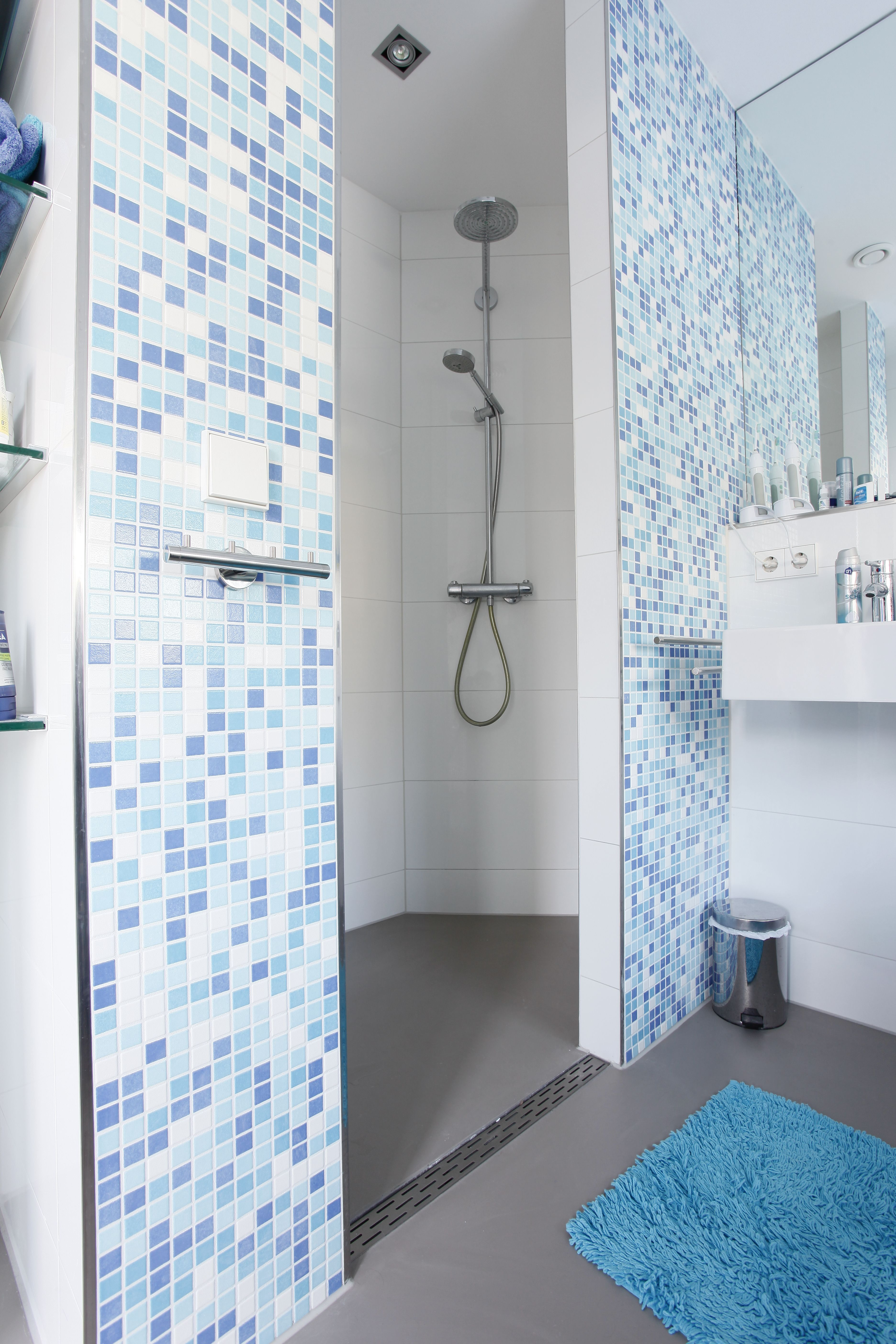 polyurethaan gietvloeren zijn uiterst geschikt voor badkamers