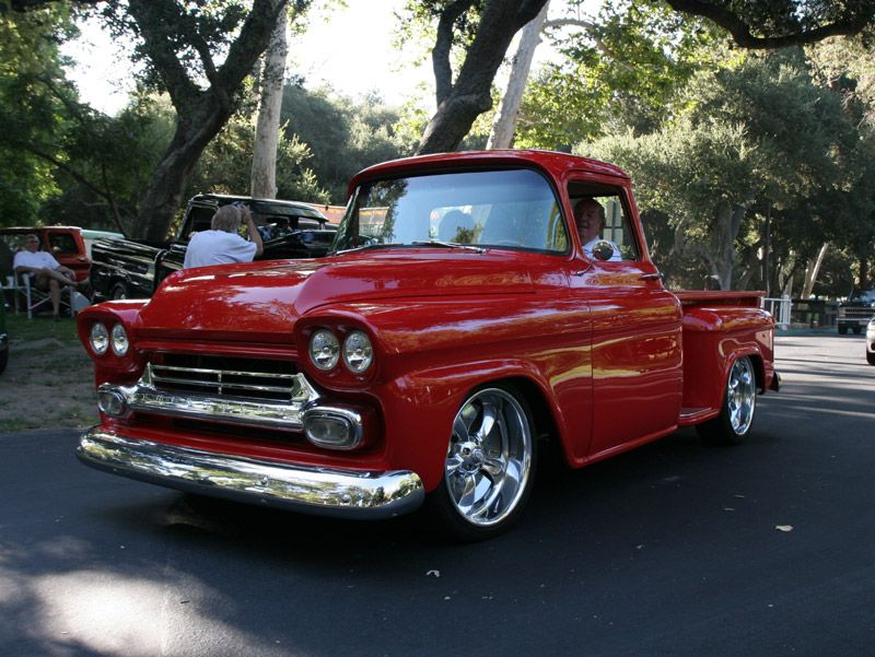 55 57 chevy pickup trucks for sale in california autos post. Black Bedroom Furniture Sets. Home Design Ideas