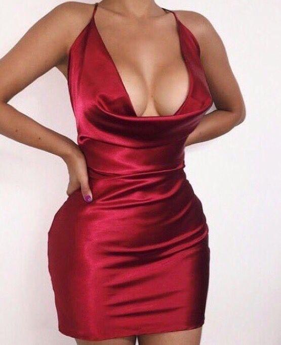 The Shop Satin Silk Dress