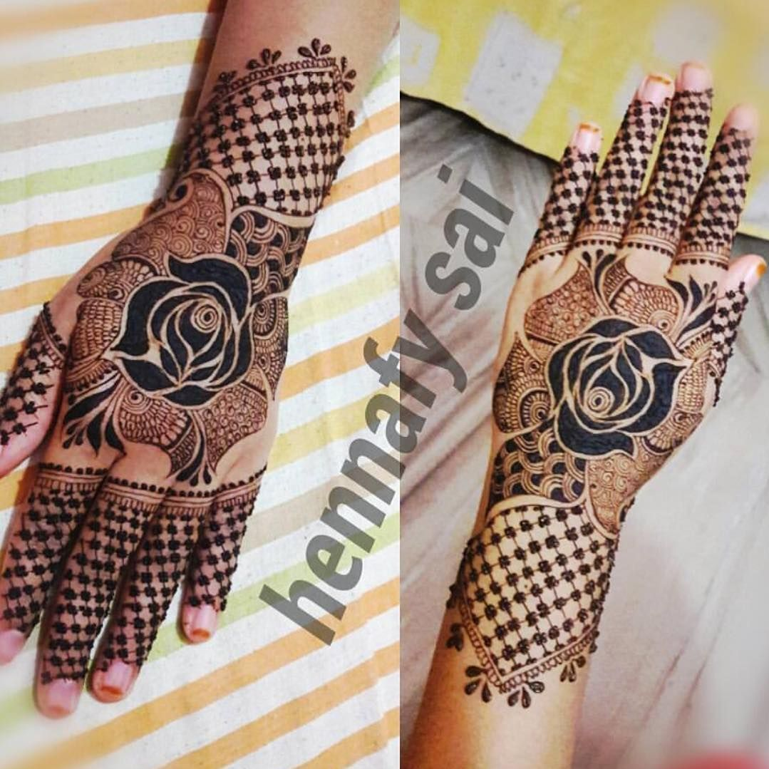 100 seen at 11 temporary henna malaysian meanders