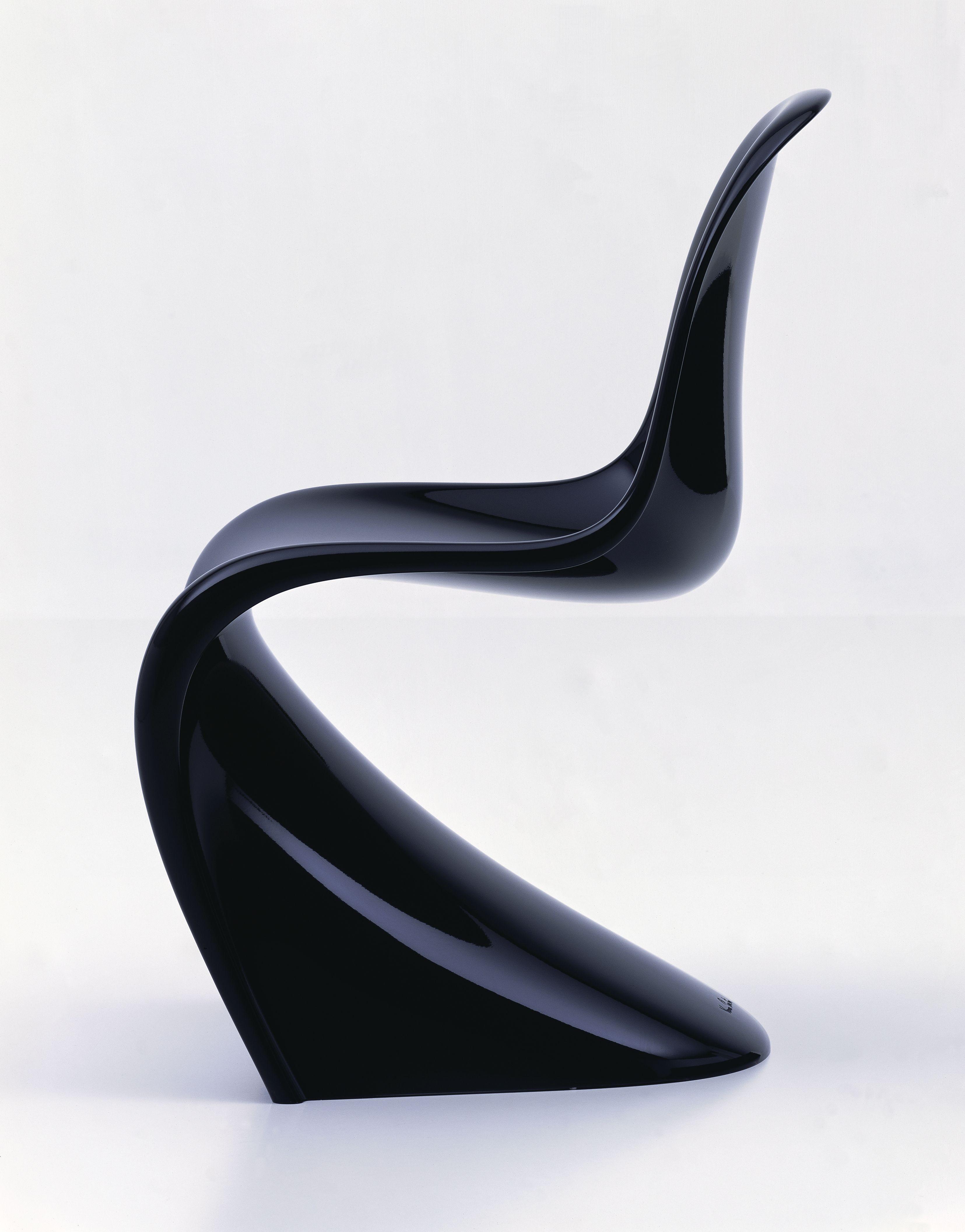 La Chaise Panton Par Le Fabricant Vitra Conue Verner