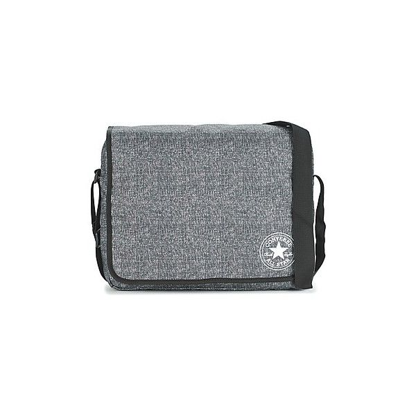 f767a1c8c724 Converse SMALL FLAP REPORTER Messenger bag ( 47) ❤ liked on Polyvore  featuring bags