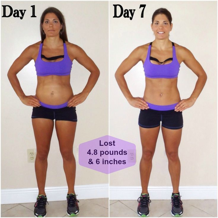 Diamond weight loss