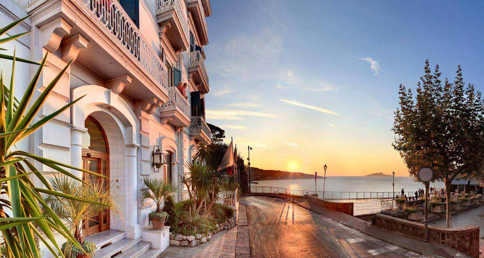 Hotel Sorrento Mediterraneo Official Site 4 Star