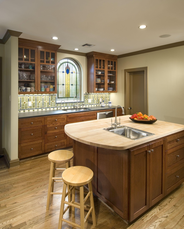 "Period Kitchens Designs Renovation: Kitchen Remodel""Before"" KitchenThis Original 1930's Arts"