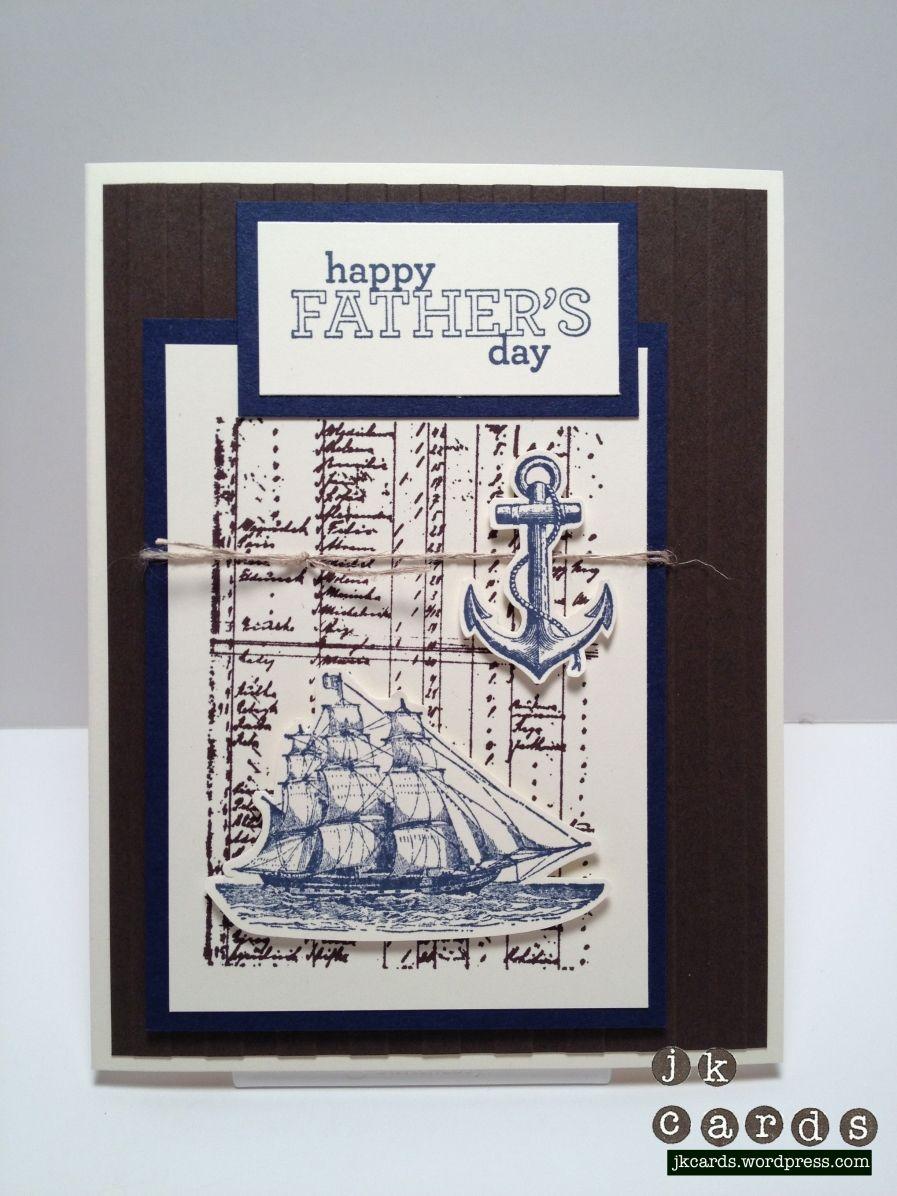 The Open Sea, Delightful Dozen, & Stripes embossing folder. Thanks JK!