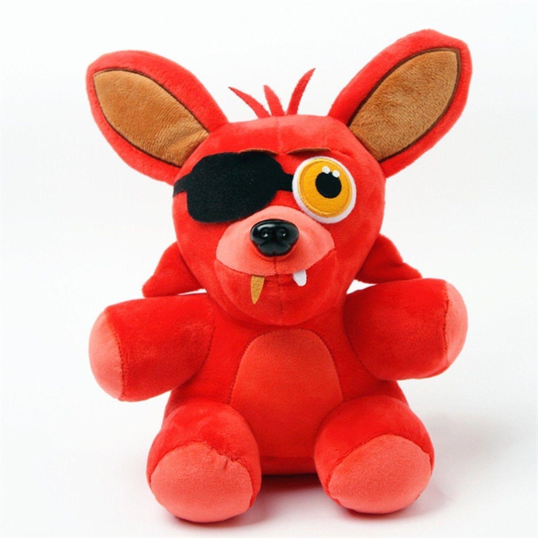 10 Inch Five Nights At Freddys Fox Plush Doll Toy